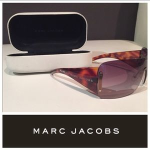 😎 Marc Jacobs Sunglasses - Havana Tortoise Frames